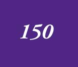 K-State 150 Anniversary logo