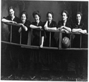 1910 Women's Basketball.
