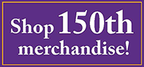 Shop for sesquicentennial merchandise