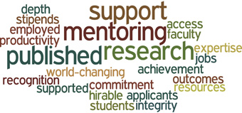 Initial wordle from theme 3 committee
