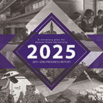K-State 2025 Five-Year Progress Report image