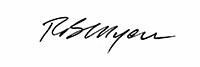 Gen. Richard B. Myers signature