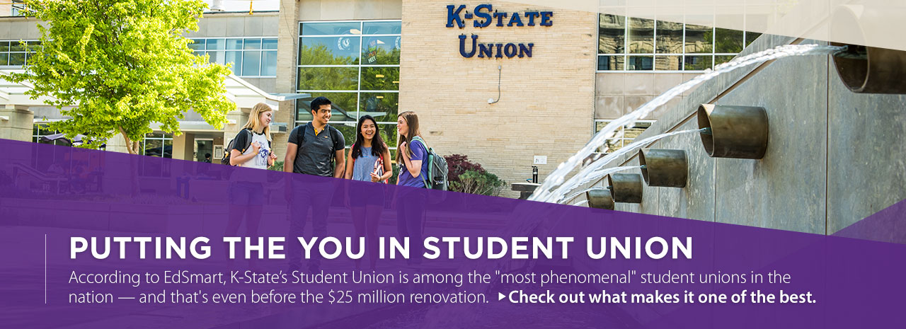 Putting the You in Student Union