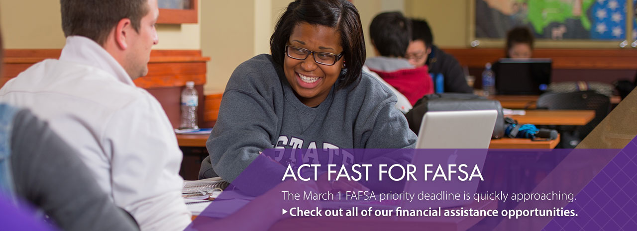 Act fast for FASFA