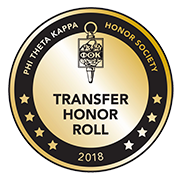 Transfer Honor Roll 2018