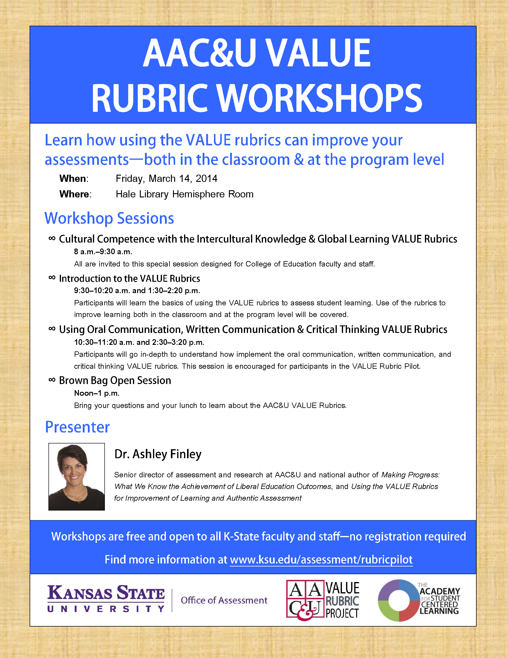 value rubric flyer thumbnail
