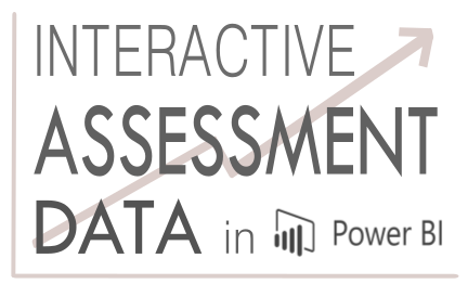 Interactive Assessment Data Wordmark