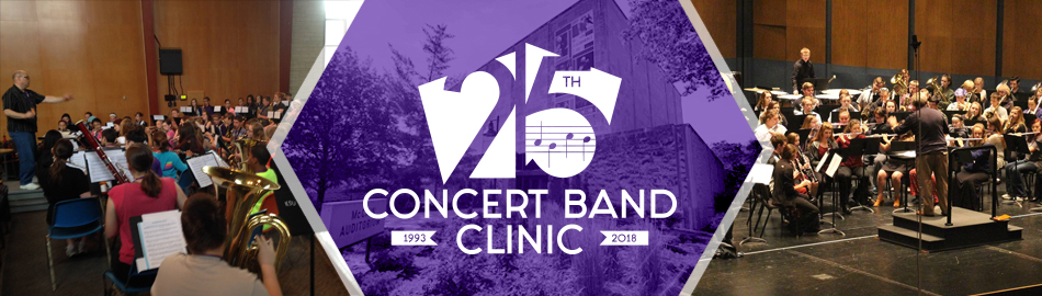 25th Concert Band Clinic