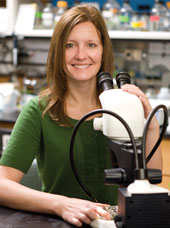 Image of Erika Geisbrecht, Ph.D.