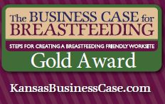 Gold Award Breastfeeding