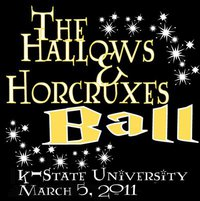 The 4th Hallows and Horcruxes Ball 2011