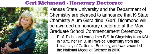 Richmond Honorary Doctorate