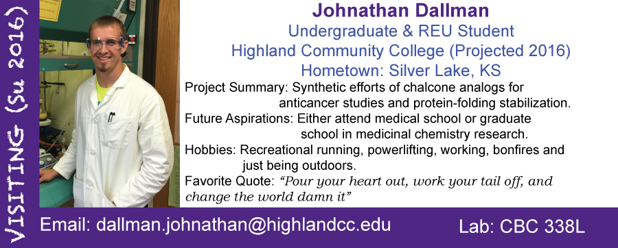 Johnathan Dallman