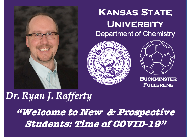 Rafferty -  New & Prospective Student Welcome May 2020