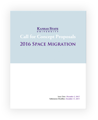 2016 Space Migration Call for Concept Proposals