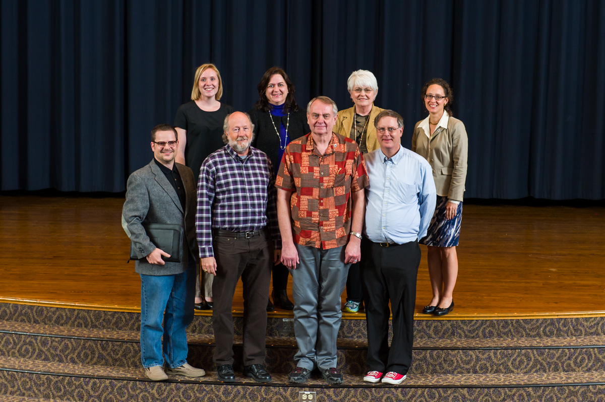 Faculty Senate Leadership Council 2013-2014