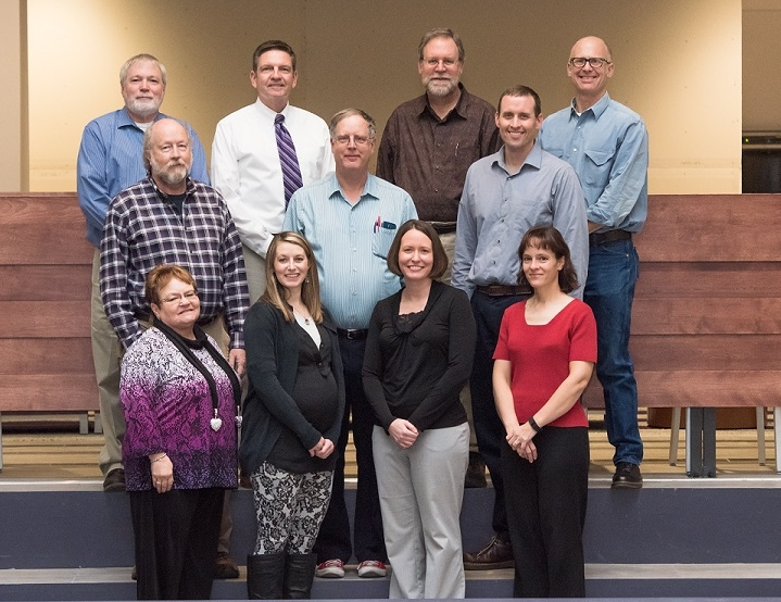 Faculty Senate Leadership Council 2015-2016