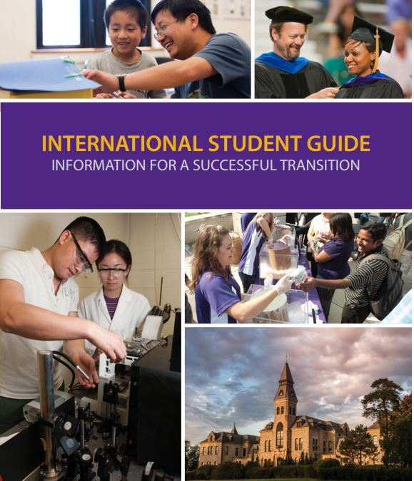 International Student Guide to K-State