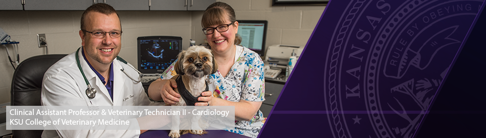 Clinical Assistant Professor & Veterinary Technician II, KSU College of Veterinary Medicine