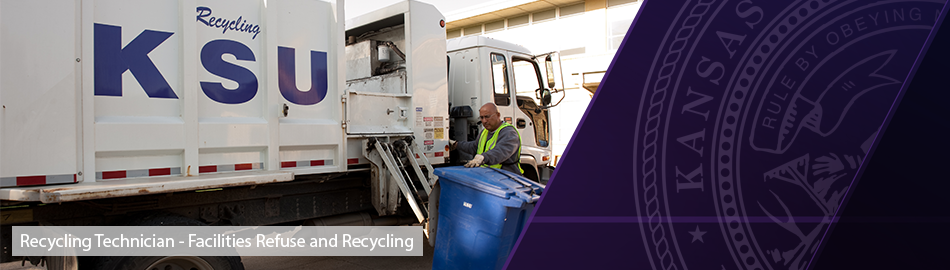 Recycling Technician - Facilities Refuse and Recycling