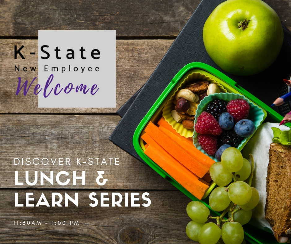Discover K-State Lunch & Learn Series