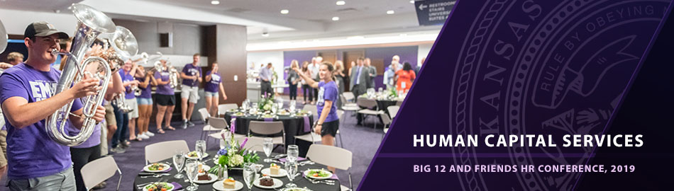 Human Capital Services: Big 12 and Friends HR Conference