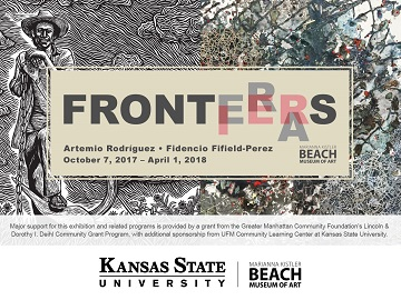 Frontiers / Fronteras image