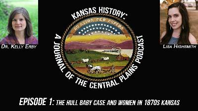 Kansas History journal Podcast 1