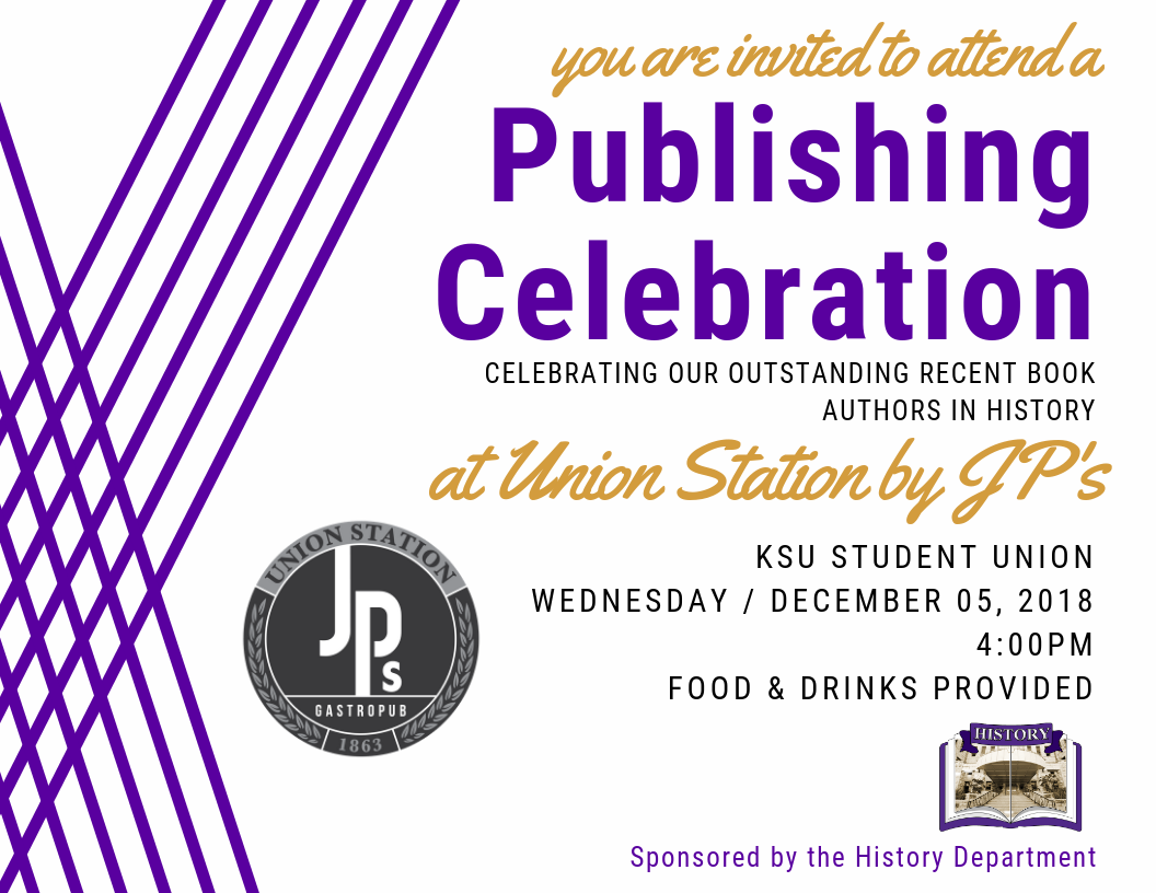 publishing celebration