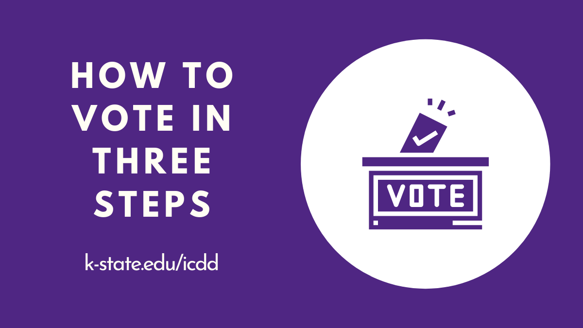How to Vote in Three Steps