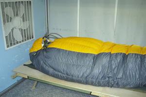 Sleeping Bag Systems: EN