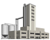 feed mill rendering