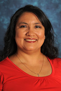 Cecilia Hernandez: Photo courtesy of Darren Phillips, New Mexico State University photographer.