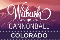 Wabash CannonBall Colorado