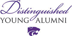 Distinguished Young Alumni logo