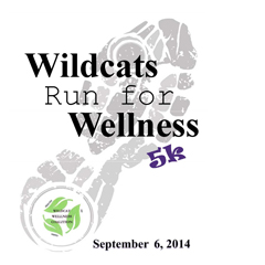Wildcats Run for Wellness