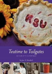 Teatime to Tailgates Book Cover