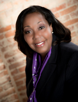 Cheryl Johnson, vice president for human capital services