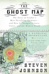 Steven Johnson Ghost Map