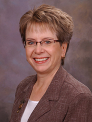 Dean of K-State Libraries Lori Goetsch