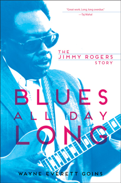 """Blues All Day Long"" book cover"