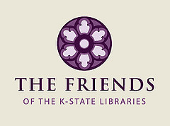 Friends of K-State Libraries logo