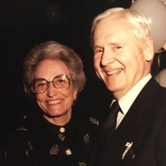 Marjorie J. and Richard L. D. Morse