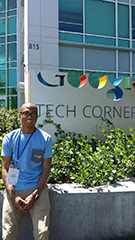 Geordy at Google
