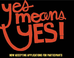 Yes Means Yes Flyer