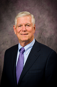 Interim President Gen. Richard Myers