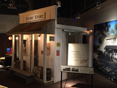 Associated General Contractors Student Chapter built the Story Store