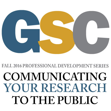 communicating your research to the public