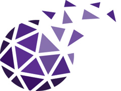 purple CADS logo