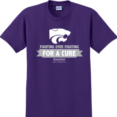 Fighting for a Cure shirt